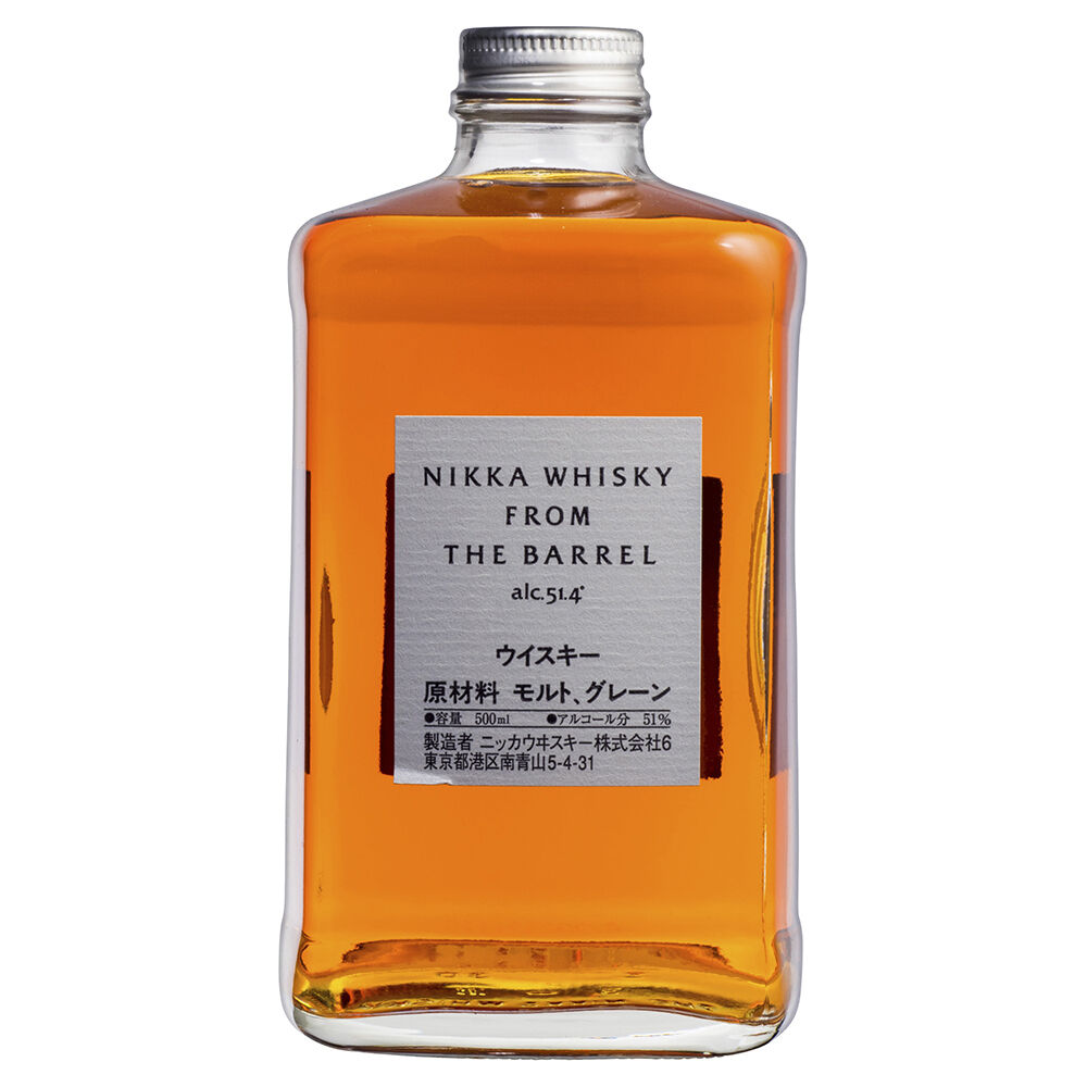 Nikka From The Barrel Japanese Whisky 500mL with gift box