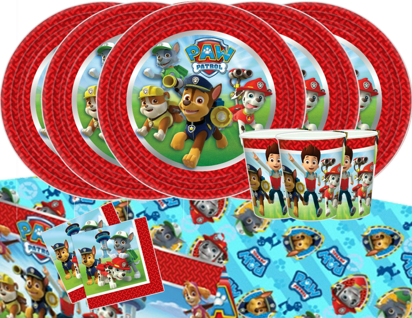 Paw Patrol Party Decorations Canada