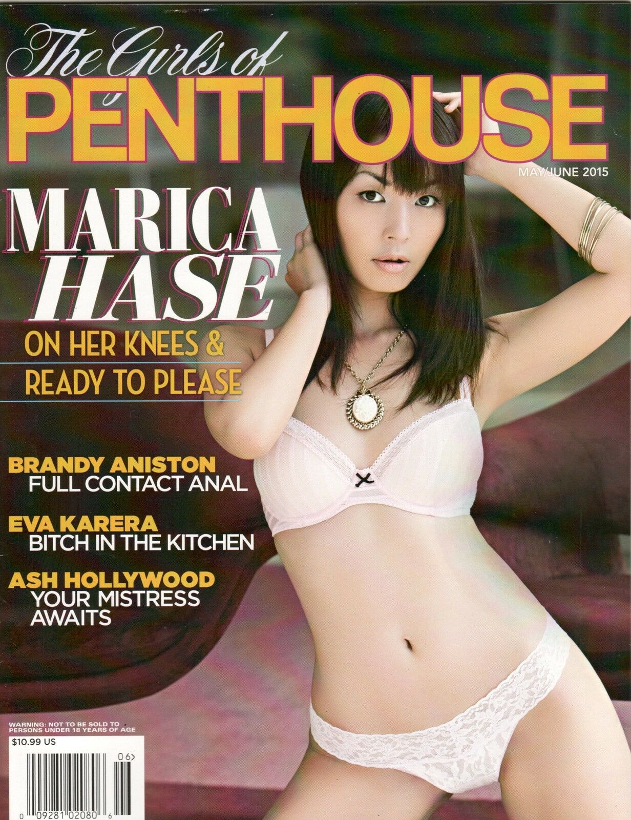 the girls of penthouse magazine marica hase may june 2015 cad picclick ca. Black Bedroom Furniture Sets. Home Design Ideas