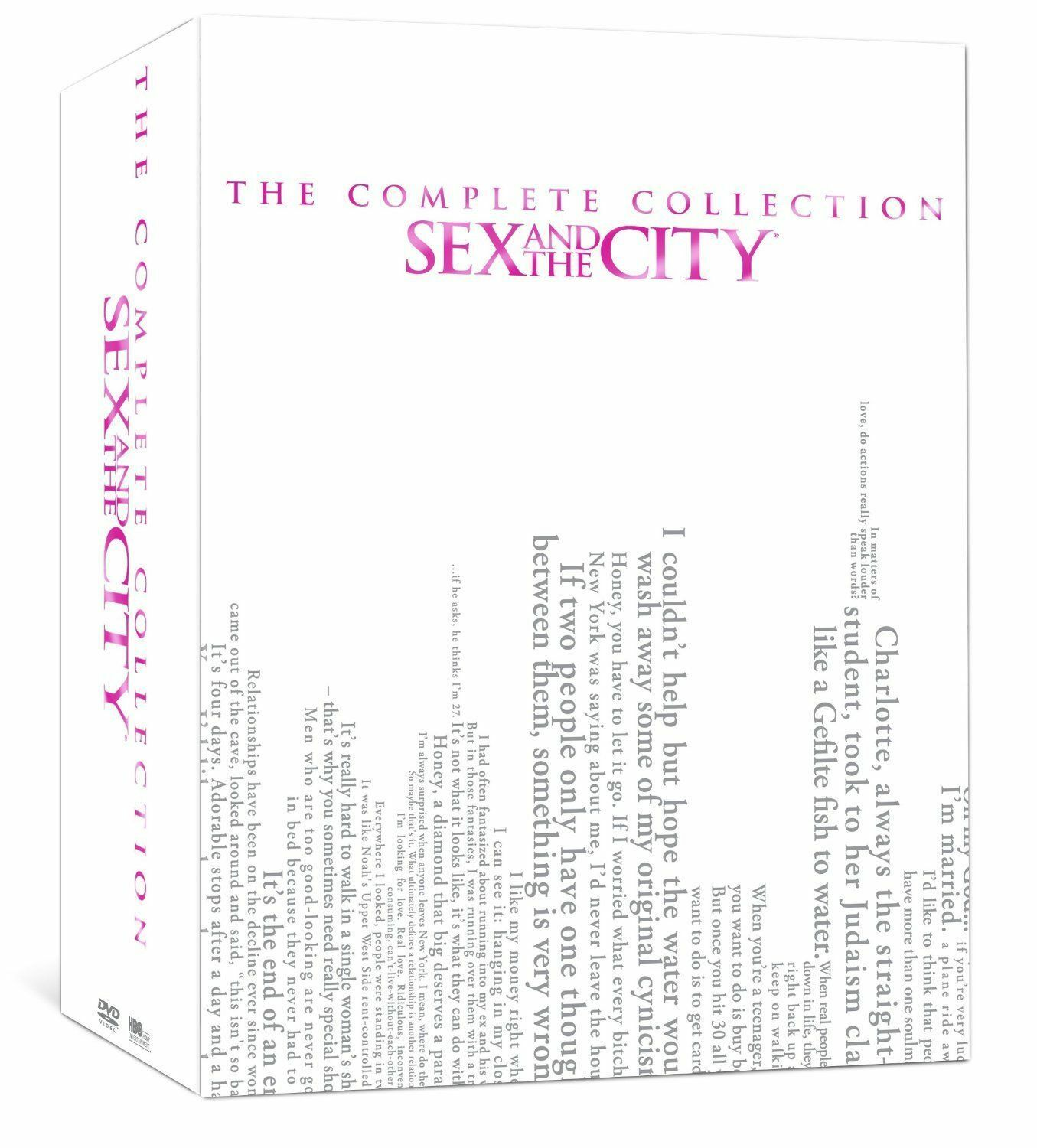 Sex And The City Complete Dvd Set 53