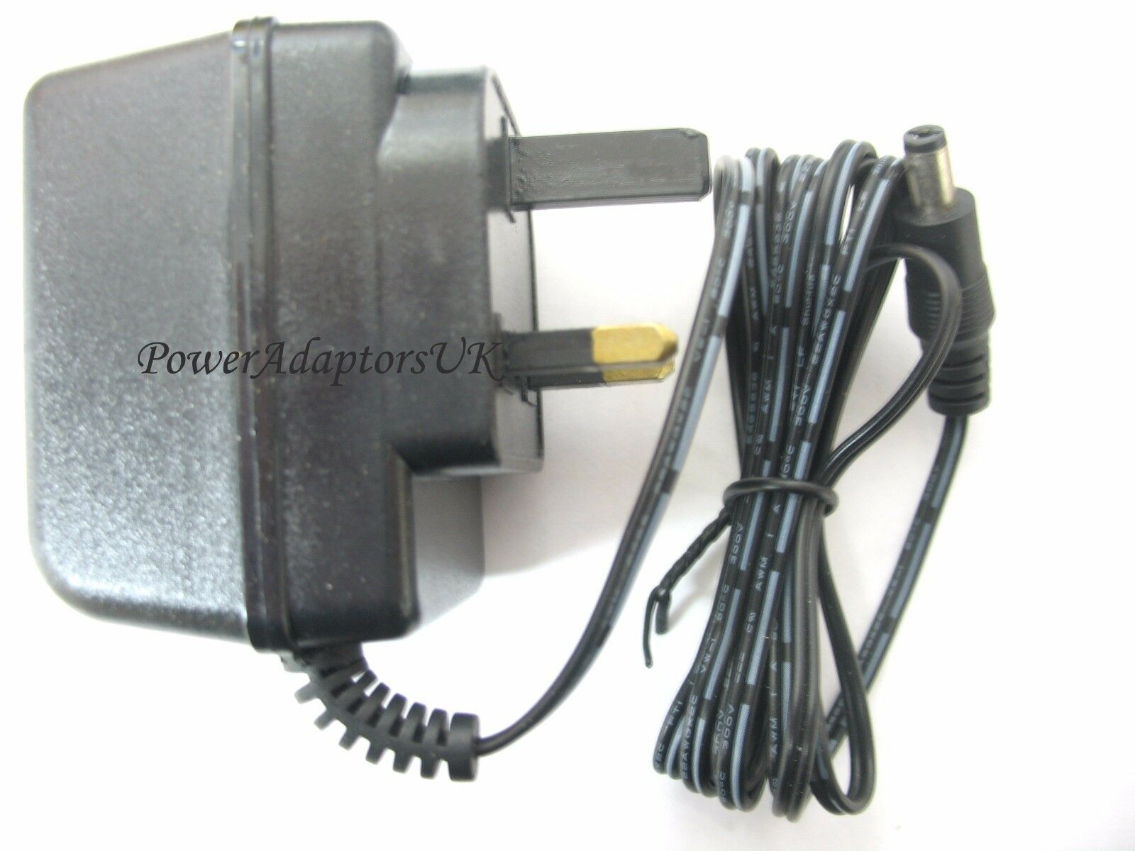 05 Amp 500ma 15 Volt 75va Ac Output Power Adaptor Supply Charger 1 Regulated Of 2 See More