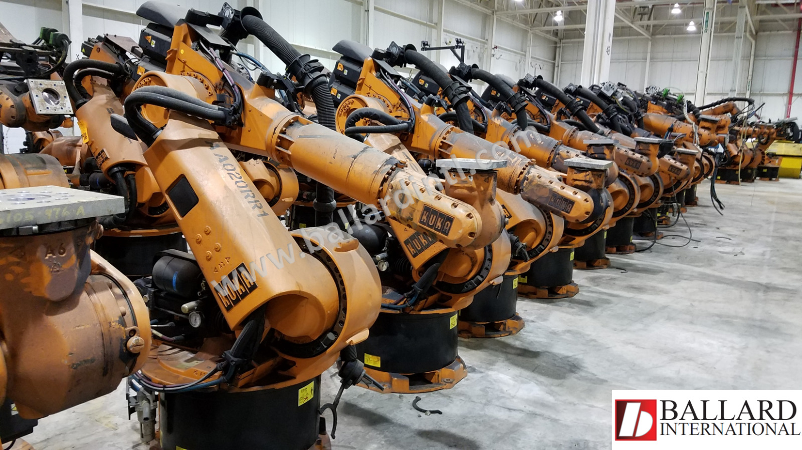50 Complete Kuka KR150 200 Robot 56 [ irc5 m2004 manual ] abb robot abb 3hac 2385 1 3hac 4791 1 abb irc5 m2004 wiring diagram at bayanpartner.co