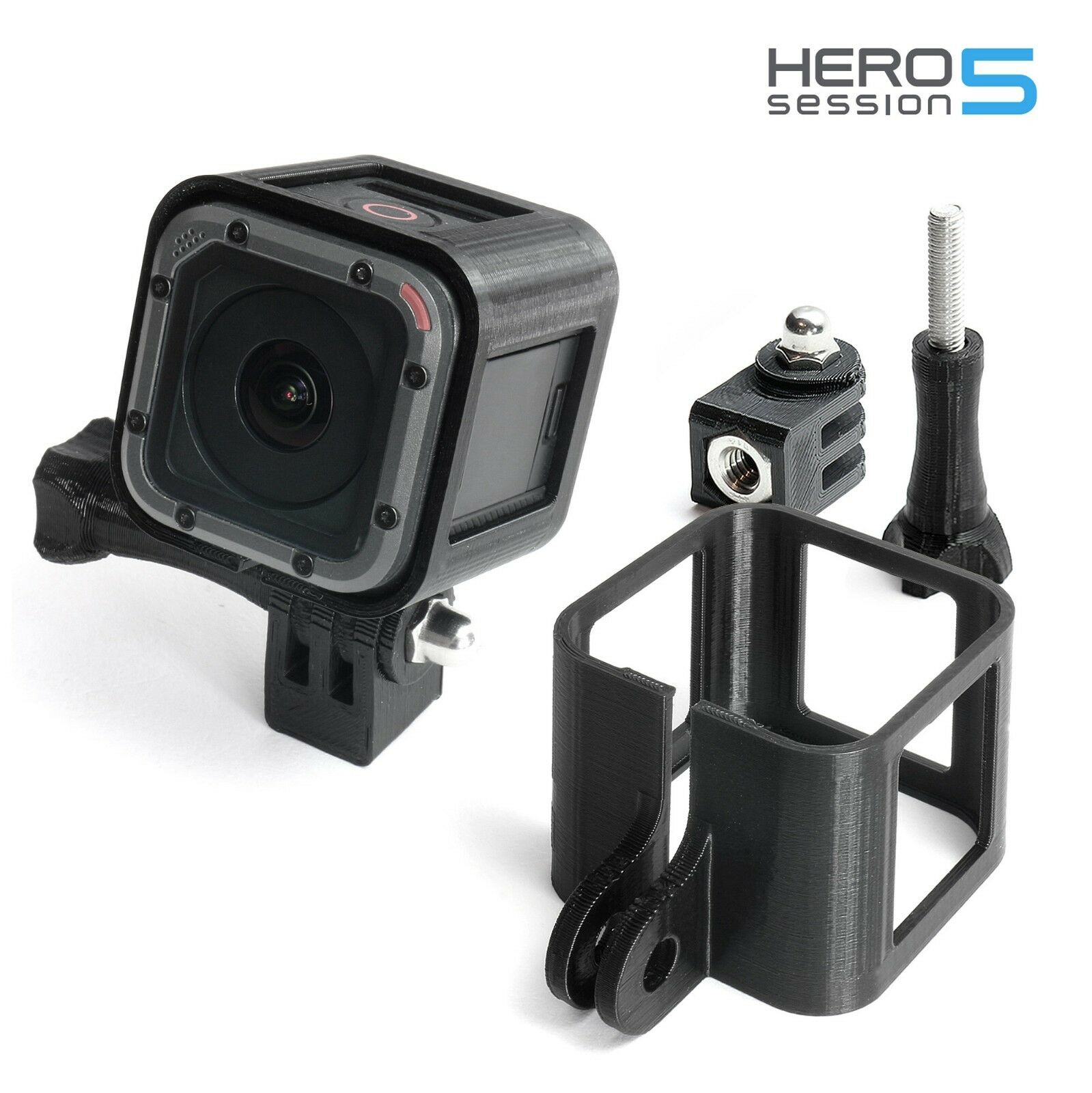 ULTRA LIGHT FRAME + Tripod Mount f. GoPro HERO 5 Session Rahmen ...