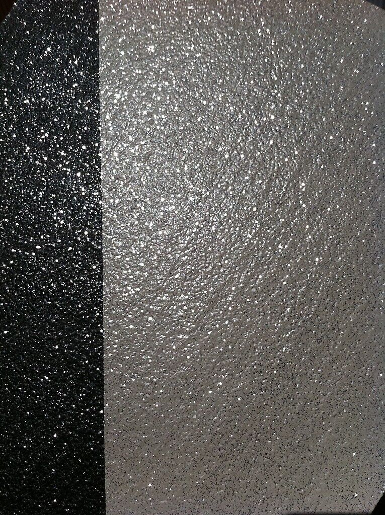 glitter effekt wandlasur wandfarbe glitzer silber 1liter 12 50 euro eur 12 50 picclick de. Black Bedroom Furniture Sets. Home Design Ideas