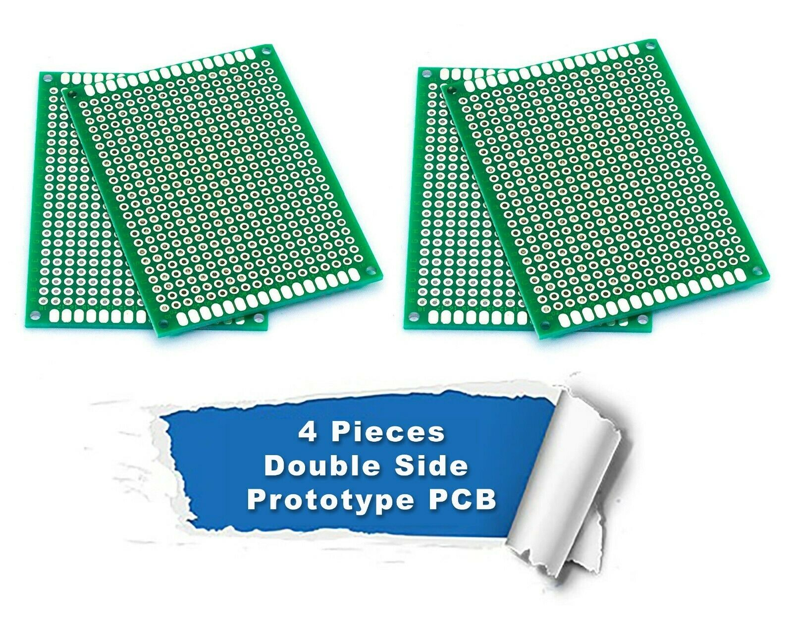 10 Pcs 50mmx70mm Single Side Copper Cover Pcb Circuit Board Stripboard 5 Psc Universal Prototyping 180 Picclick Uk