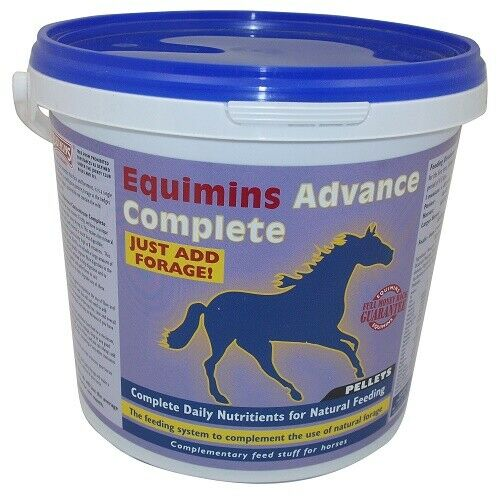 Equimins Advance Concentrate Complete Pellets HORSE bio-available minerals