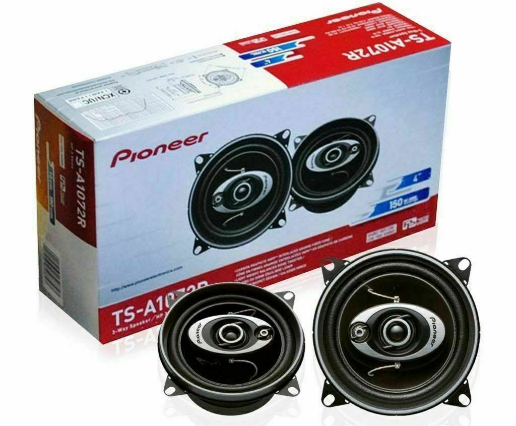 Pioneer Ts G4620s 4x6 200w Max 2 Way Full Range Car Audio Stereo Speaker F1634r Coaxial 2way 1 Of 1free Shipping