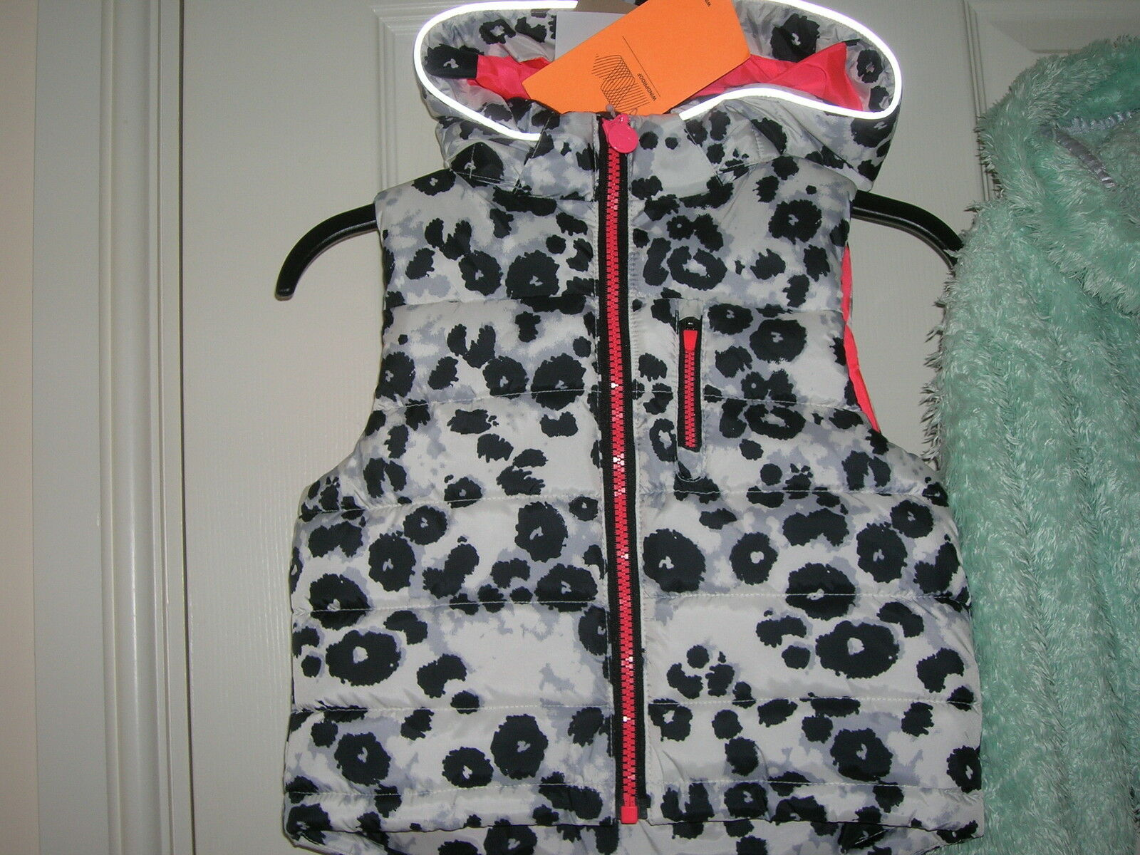 Sleeveless Jacket for Girl 4-5 years H&M