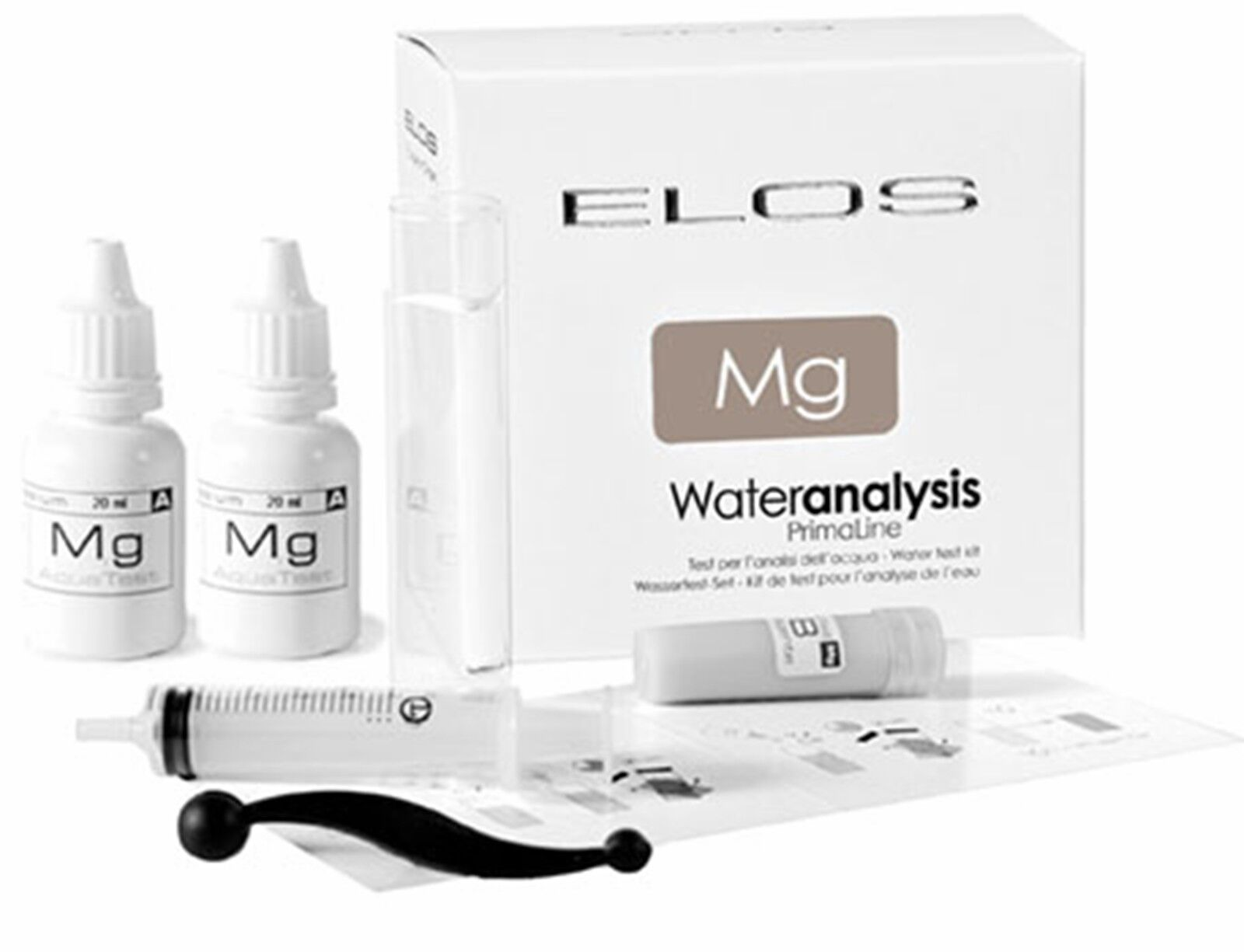 MAGNESIUM TEST KIT ELOS (MG) Extremly Accurate Easy to Read