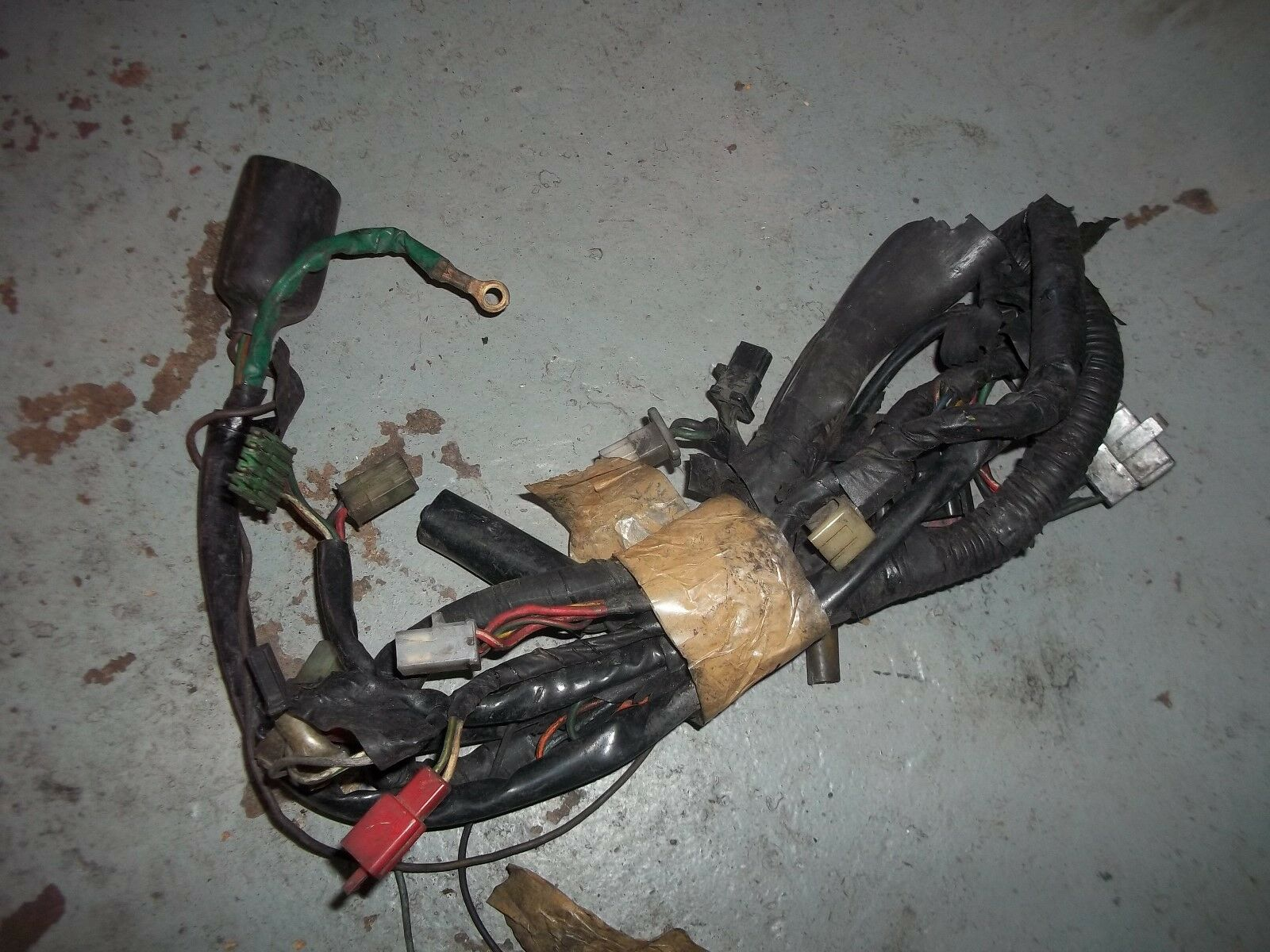 Honda Vf400 Wiring Loom Harness 2499 Picclick Uk Manufacturers In 1 Of 12only Available