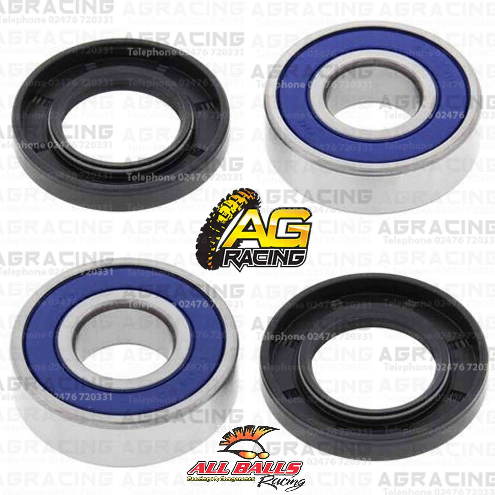 1984 Yamaha Ytm 225 Wiring All Balls Front Wheel Bearings Seals Kit For 200l 1 Of 1only Available