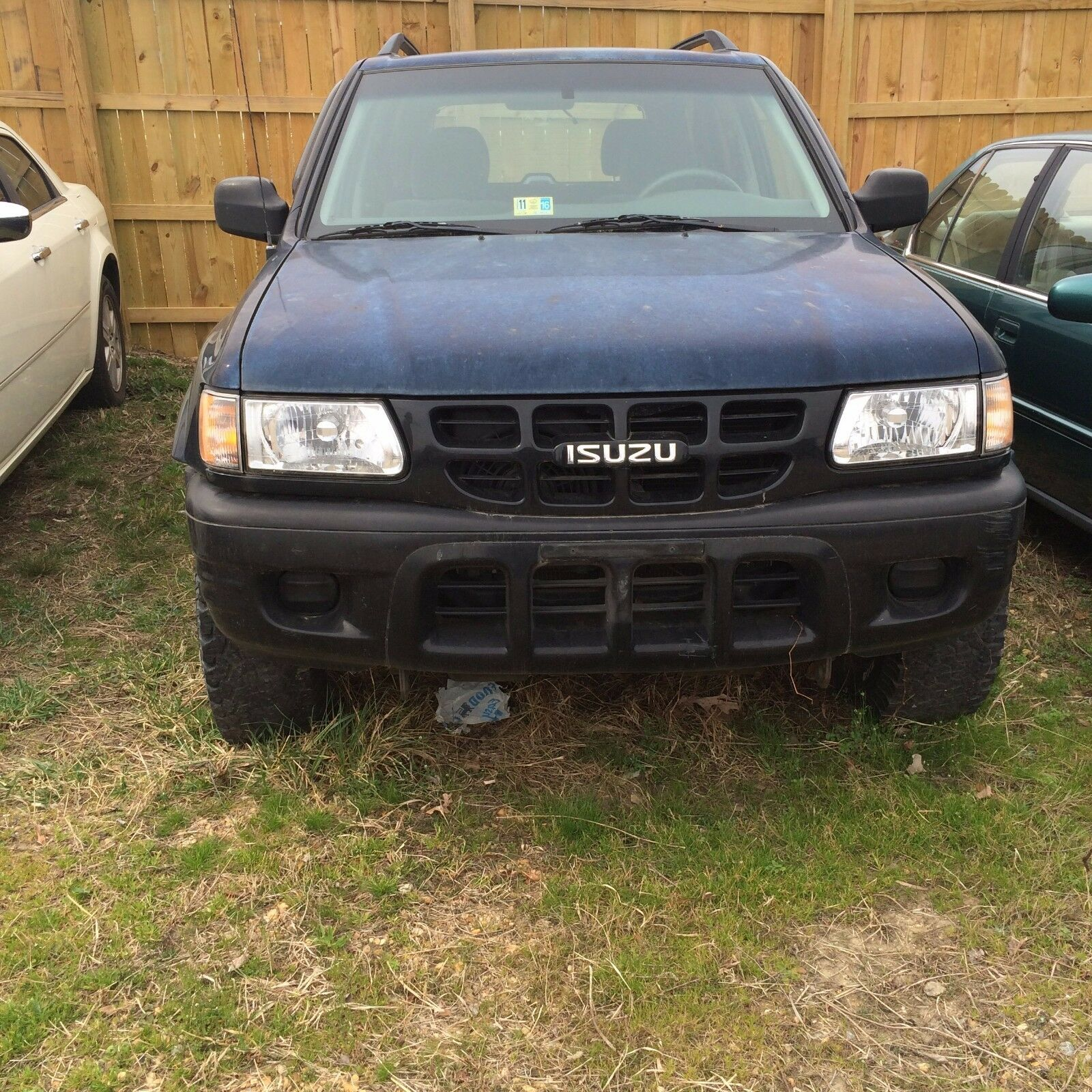 2000 Isuzu Rodeo 1 Of 5Only 1 Available ...