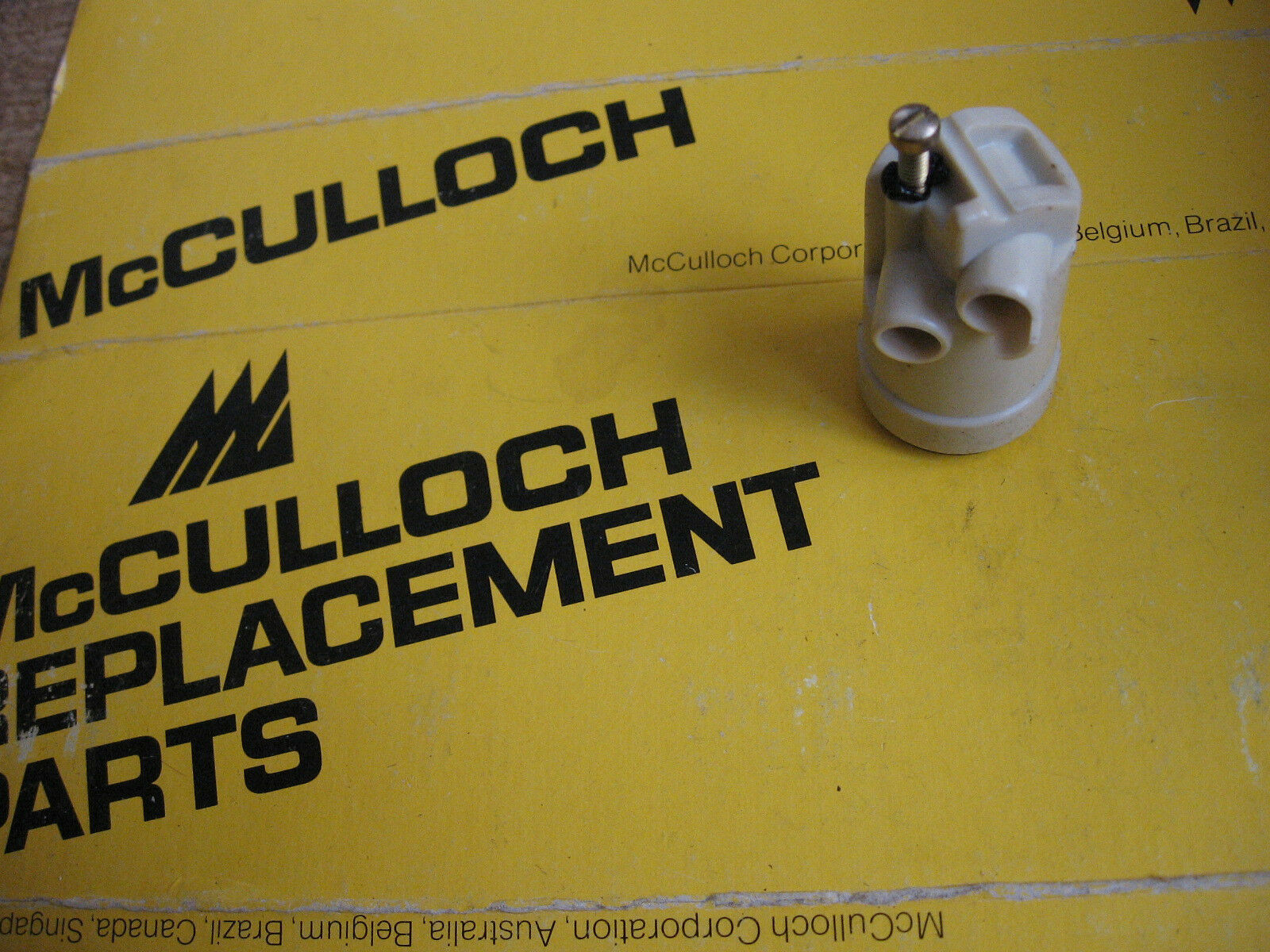 McCulloch Mini Mac 30 35 25 110 120 130 165 2.0 Chainsaw NEW Oil Pump 1 of  1Only 5 available See More