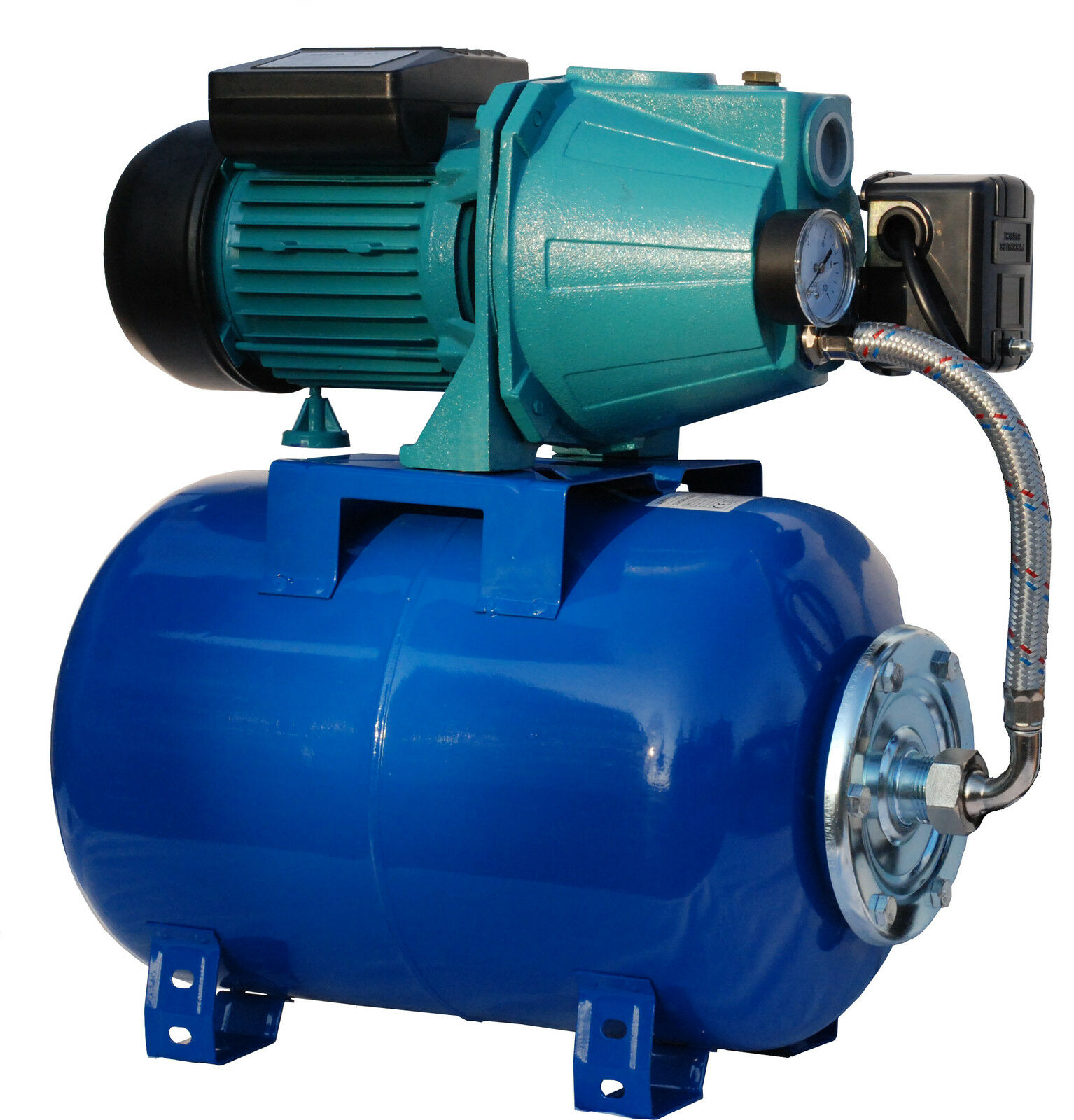 IBO ELECTRIC centrifugal house water BOOSTER PUMP JET100A+24l ...