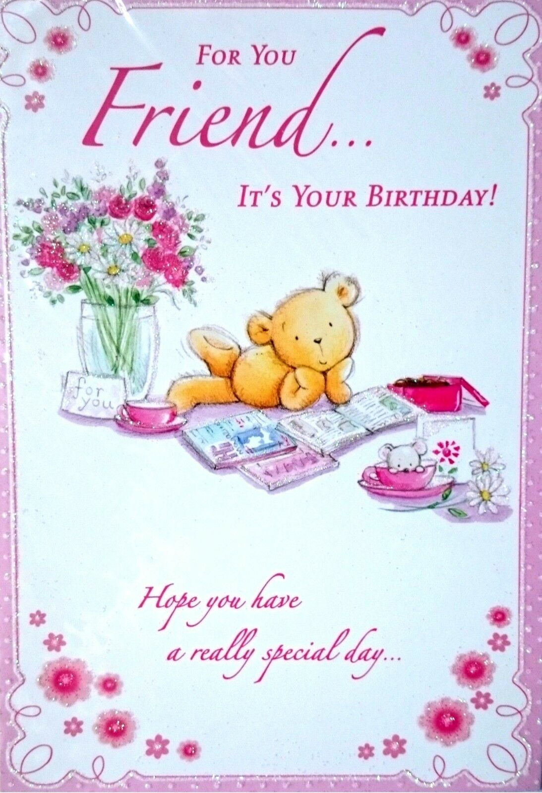 Birthday Cards For Friends Birthday Wishes Friend Free Postage