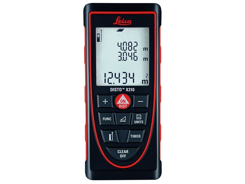 LEICA Disto X310 Water Proof 120m 393ft Laser Digital Distance Tape Measure New • £129.99 ...