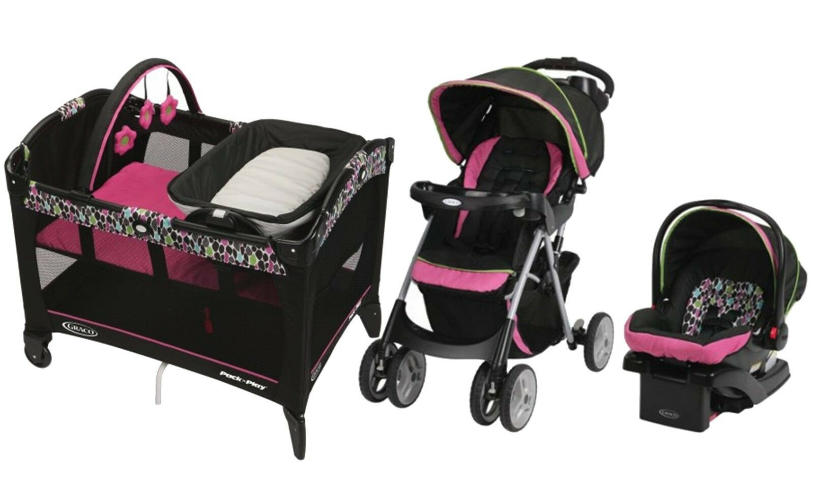 In  Stroller Travel System Canada