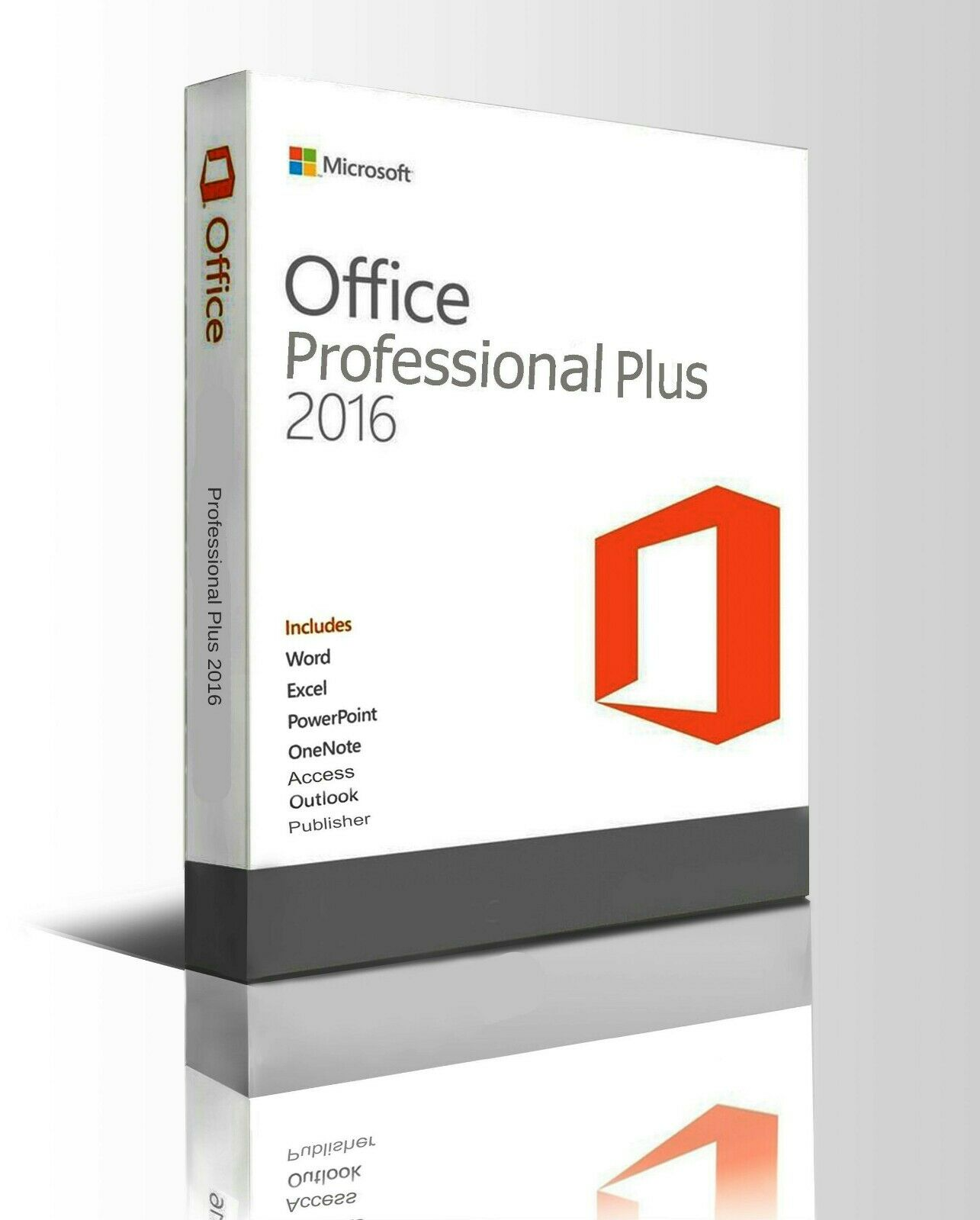 Ms microsoft office 2016 professional plus 1pc original 64 - What is office professional plus ...