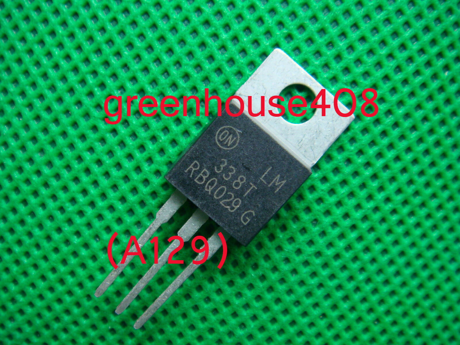 50 Pcs Lm338t Lm338 Voltage Regulator Adjustable 12v To 32v 5a Ns 3a Using Lm350 Electronic Circuits And 1 Of 1free Shipping