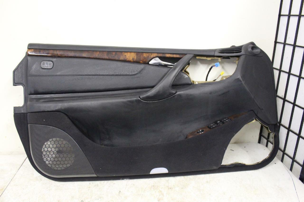 2000-2006 Mercedes Benz W215 Cl500 Cl55 Driver Side Door Panel 1 of 11Only  1 available ...