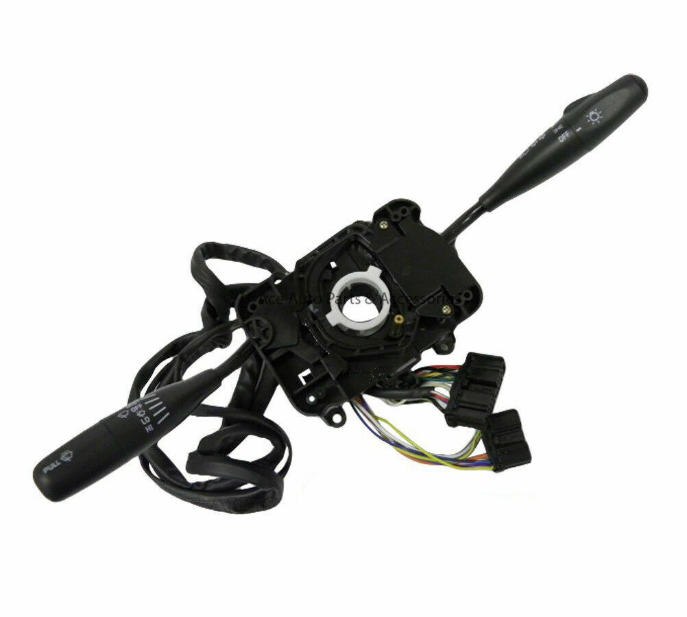 New Headlight Indicator Wiper Combination Switch For Holden Rodeo Tf Mazda T3500 Fuse Box 1 Of 4only 3 Available