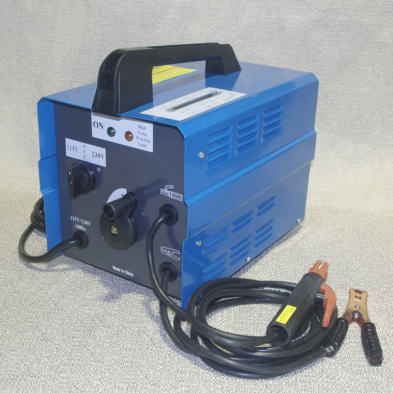 CHICAGO ELECTRIC ARC 120 amp 110V-220v Electric welding machine Free ...