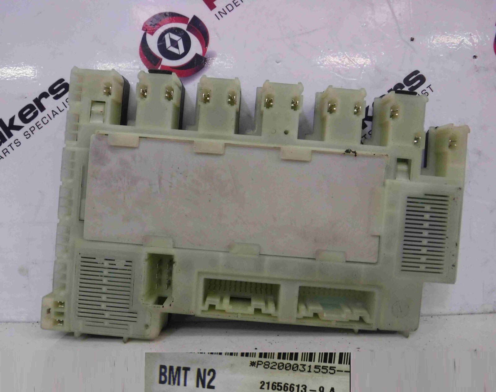 Renault Clio MK2 1998-2001 Dashboard Fuse Box UCH BCM N2 8200031555 1 of  1Only 4 available ...