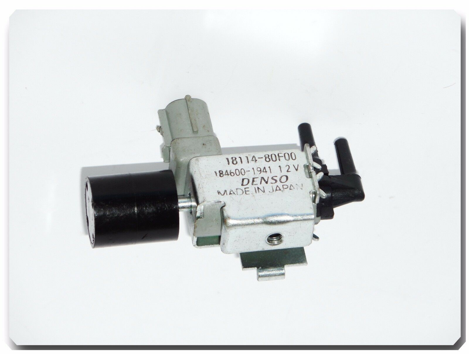 Egr Valve Control Switch Vacuum Solenoid Fits Tracker 96 97 1992 Toyota 4runner 1 Of 4only 5 Available