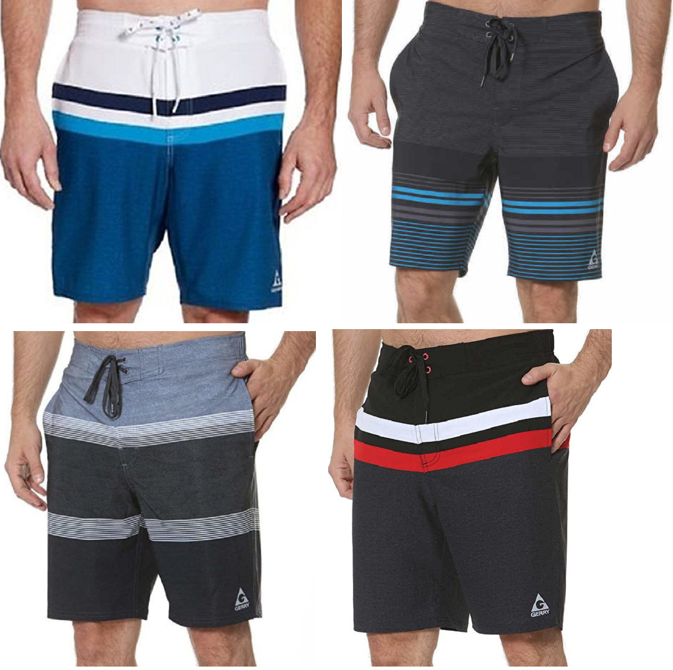 f85010e03d Gerry Men's Swim Shorts 1 of 7FREE Shipping ...