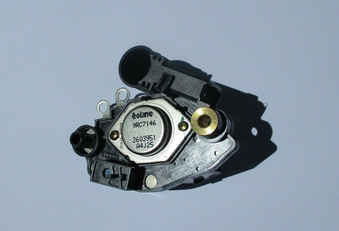 Genuine Bmw Valeo Voltage Regulator For The 3 Series E46 120a 150a 9 Volt 2 Amp Power Supply By 78s09 1 Of 7only Available