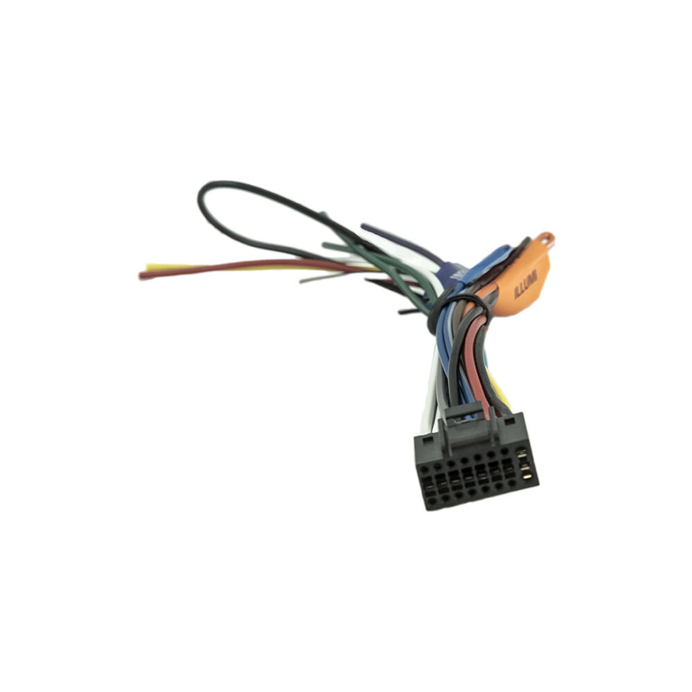 Kenwood Kdc Bt310u Kdcbt310u Oem Genuine Wire Harness 1197 Wiring 1 Of 1only 3 Available