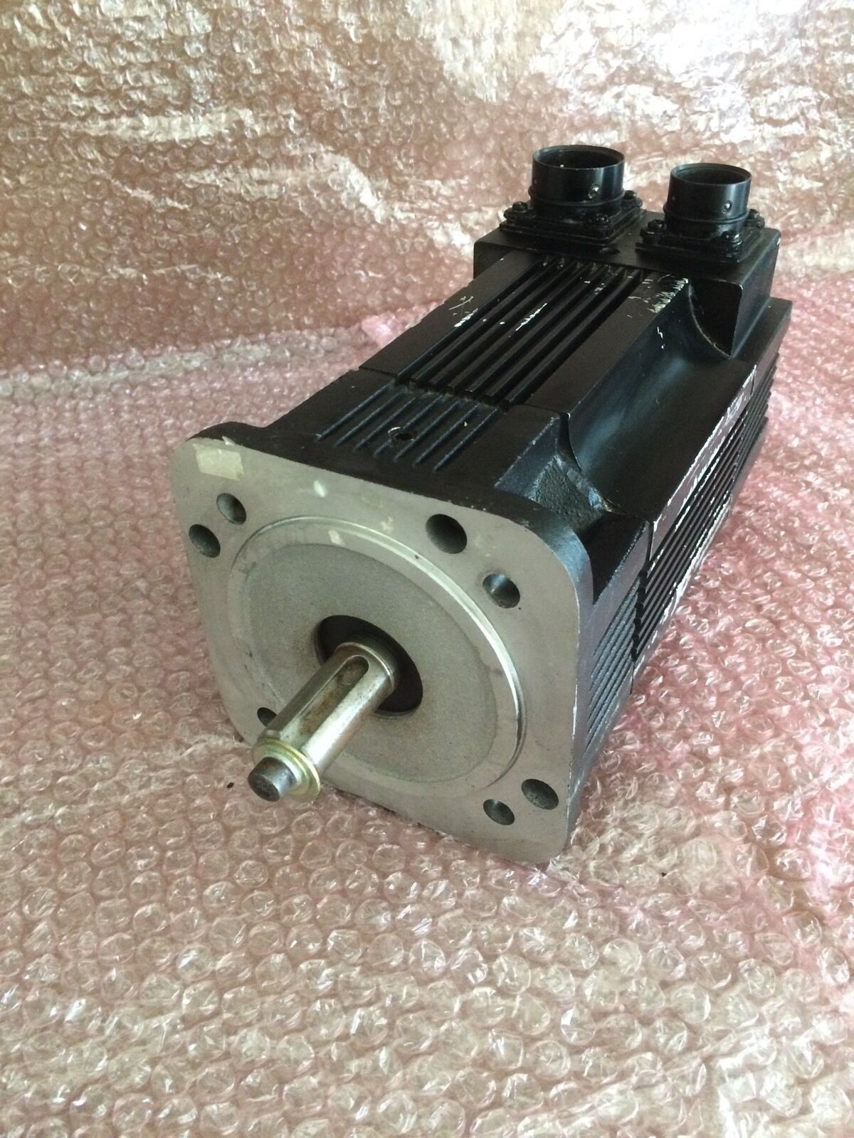 Reliance Electric 1326ab B410j 21 Servo Motor Automation