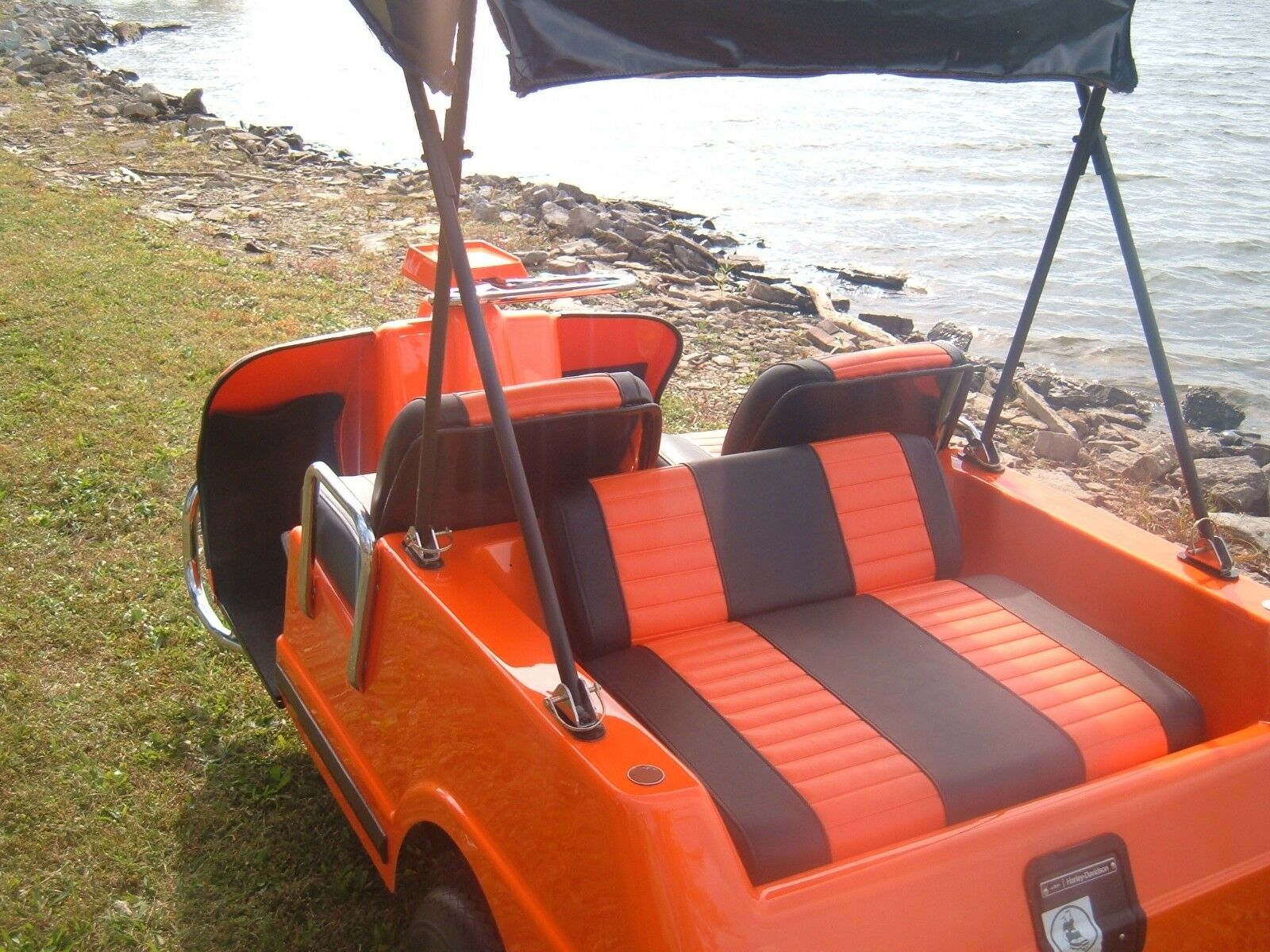HARLEY DAVIDSON REAR golf cart seat - $175.00 | PicClick on sun mountain carts, columbia carts, stealth carts, carolina carts,