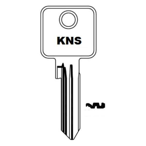 Genuine ISEO F6 Key blanks to suit ISEO cylinders 6 pin