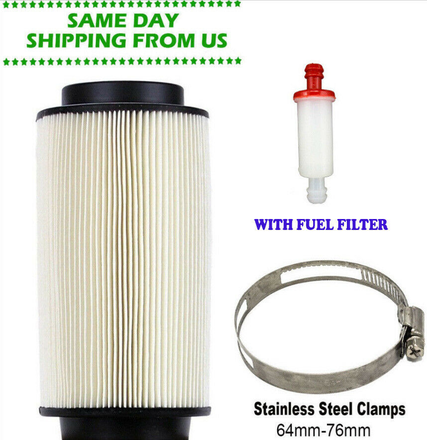 Air Filter For Polaris Sportsman Scrambler 400 500 700 850 Magnum W 2004 Fuel 1 Of 3free Shipping