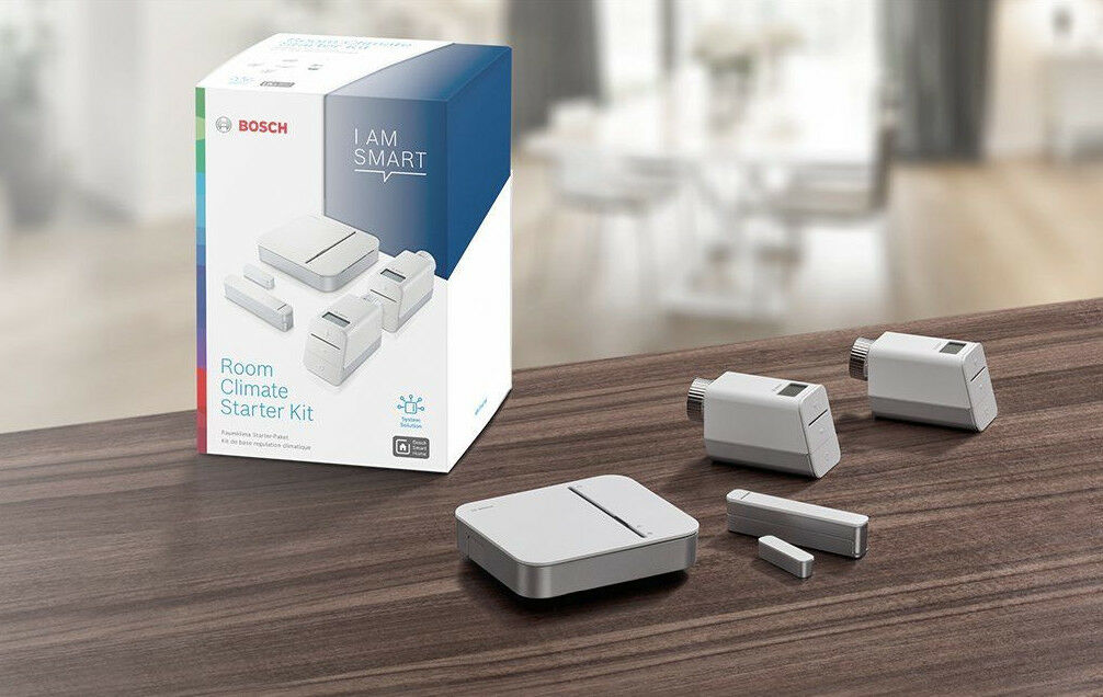 bosch smart home raumklima starter set mit app funktion 8750000005 neu eur 230 00 picclick de. Black Bedroom Furniture Sets. Home Design Ideas