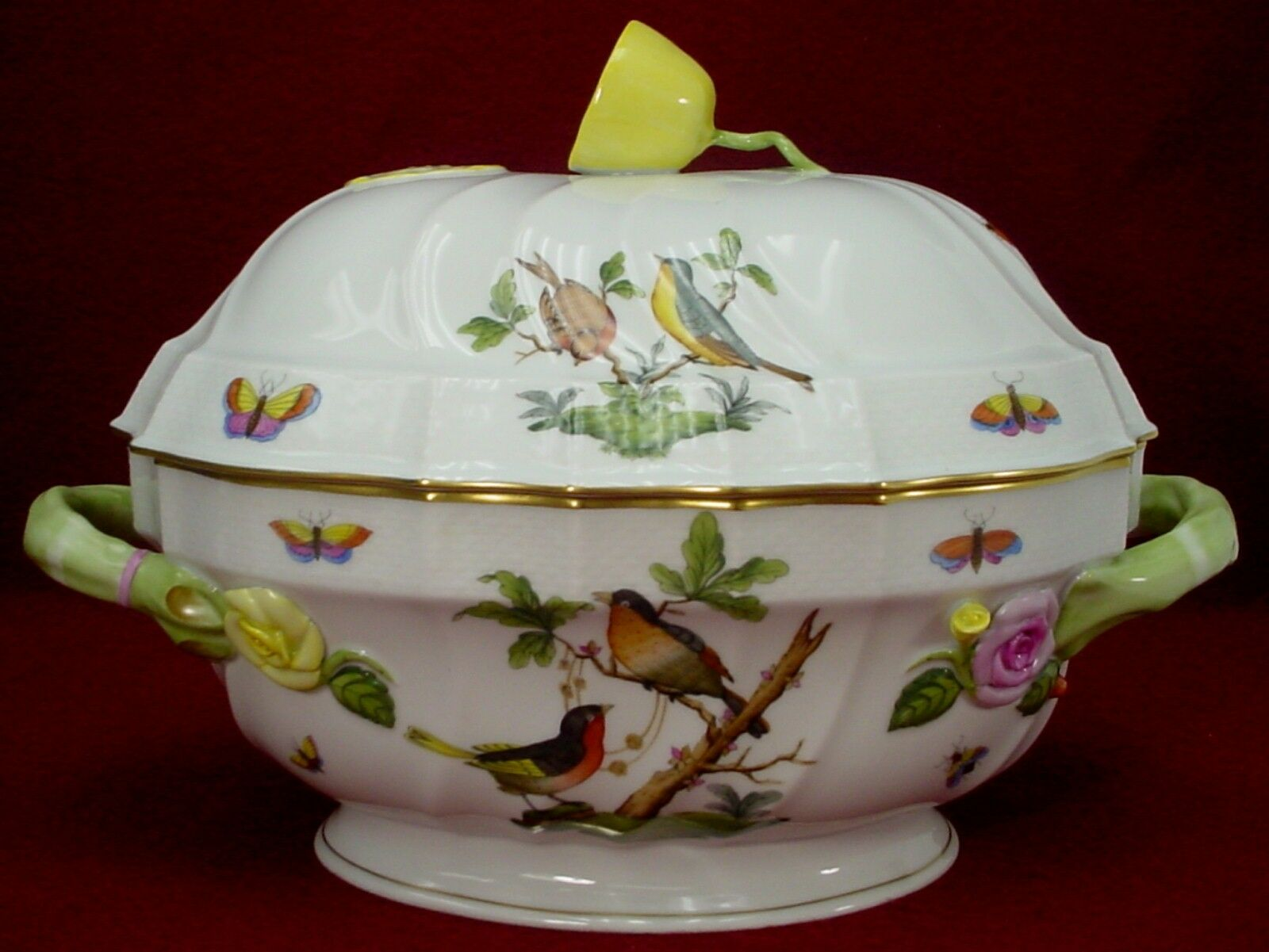 Herend China Patterns Best Inspiration