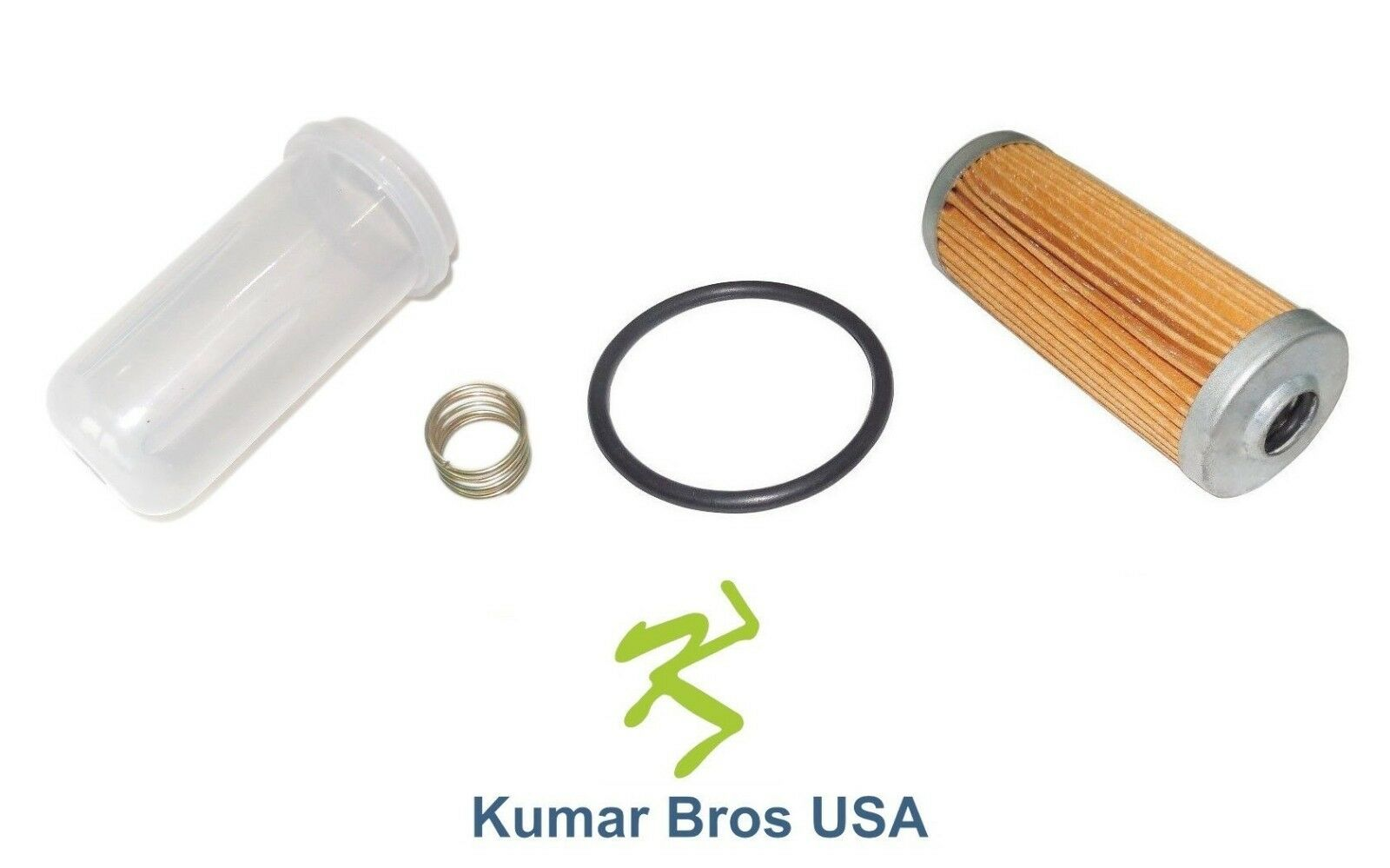 New John Deere Mower Fuel Filter Bowl Spring F1145w Yanmar 3tn75 Small Engine Installation 1 Of 1free Shipping