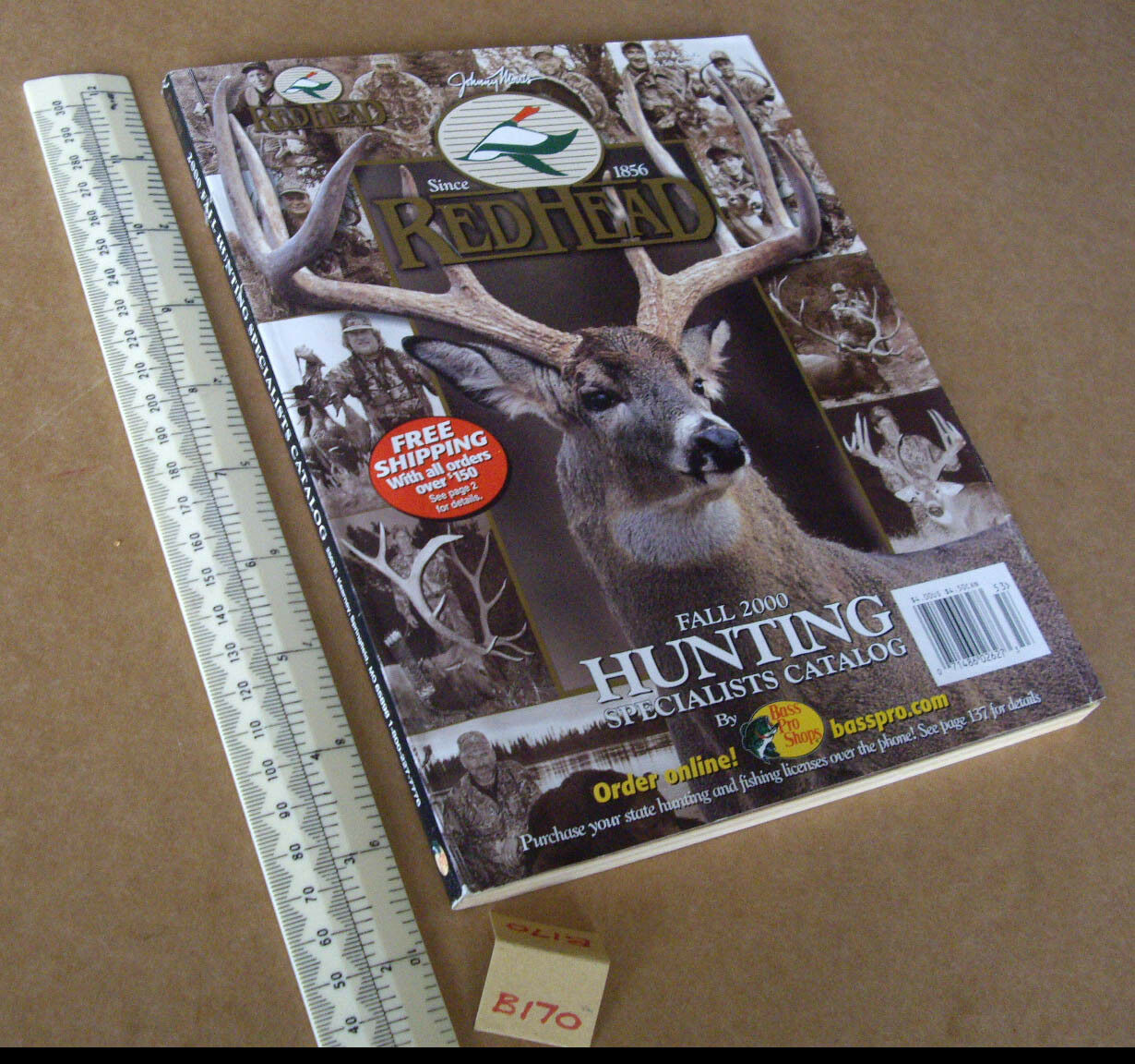 Redhead online hunting catalog