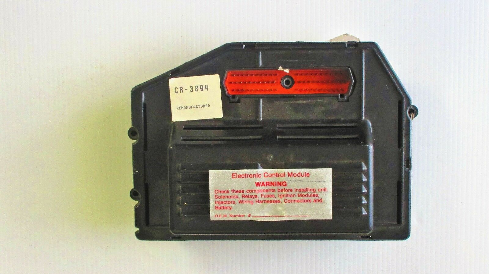 1991 1992 Dodge Diesel D250 1800 Ecm 29500 Picclick Battery Wiring 1 Of 1only 2 Available