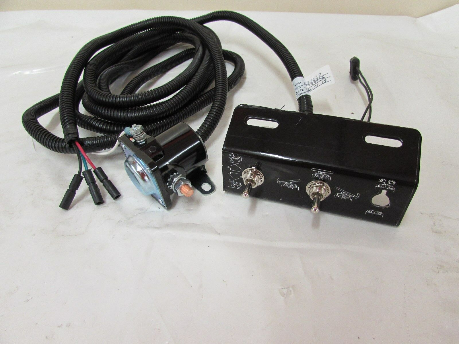 Meyer Snow Plow Toggle Switch Control Wiring Kit E A 1 Of 5 See More