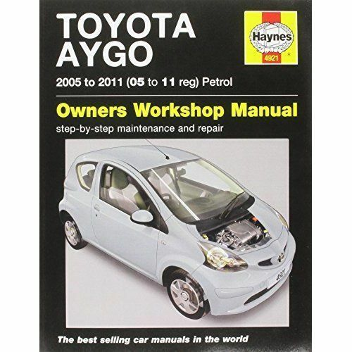 toyota aygo service and repair manual by haynes publishing group rh picclick co uk toyota aygo service manual toyota aygo 2011 service manual