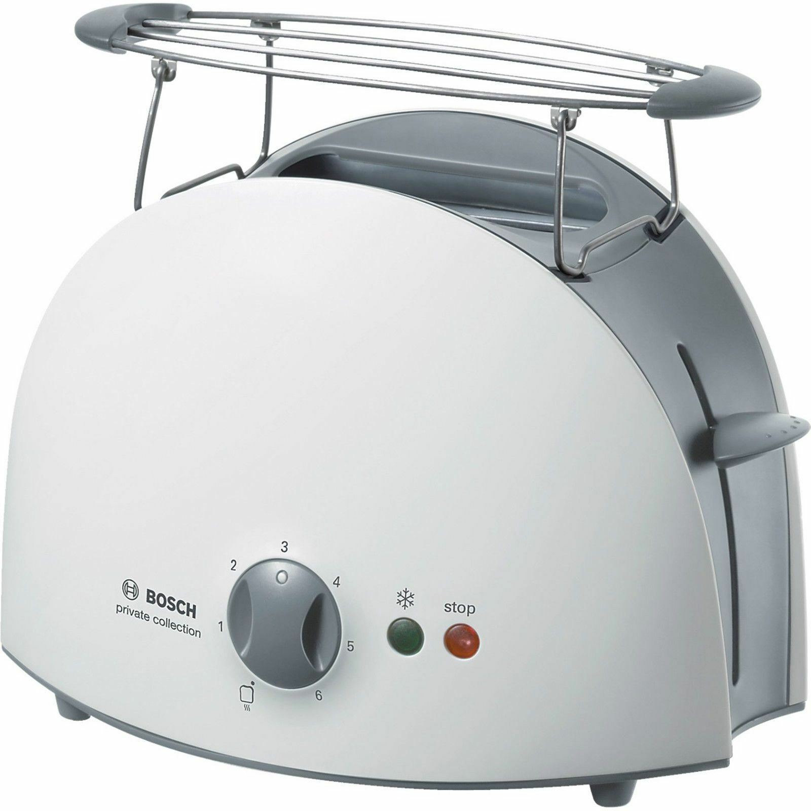 BOSCH 2 SCHEIBEN Toaster Heimküche Private Collection mit Variable ...