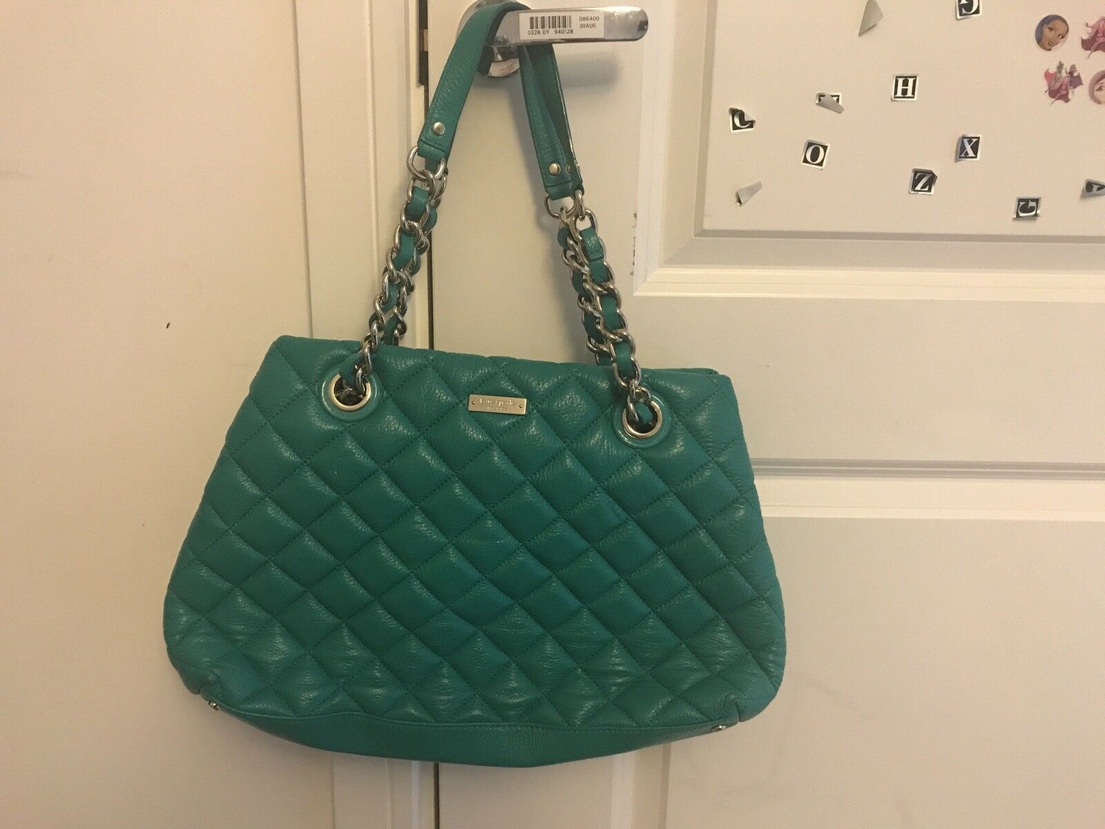 Kate Spade Handbag Lime Green 1 Of 4only Available