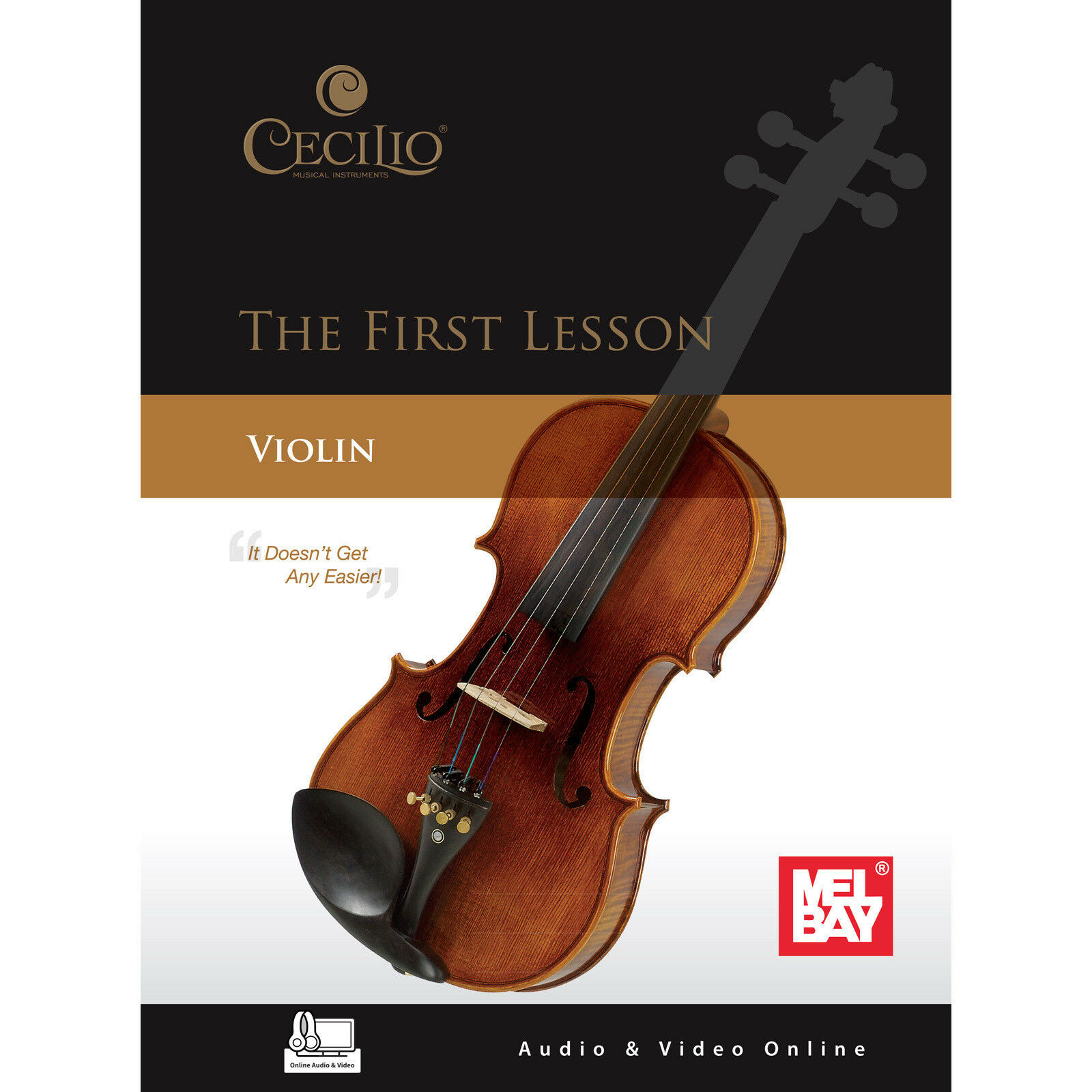 First Lessons Violin Book/CD/DVD Set by Craig Duncan