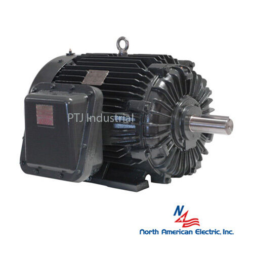 2 Hp Explosion Proof Electric Motor 184t 3 Phase 1200 Rpm
