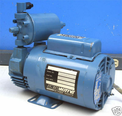 Pneumotive Air Power Products TA-0040-PX Pressure Pump