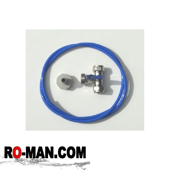 American Fridge Water Filter Connection Kit; 15mm Compression Tee