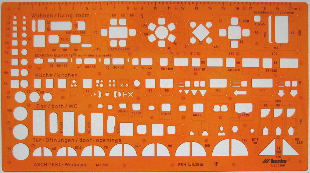 Scale Architectural Drafting Symbols For Dining Room Tables