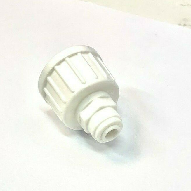 "1/4"" Push Fit x 3/4"" Female Tap Connector 
